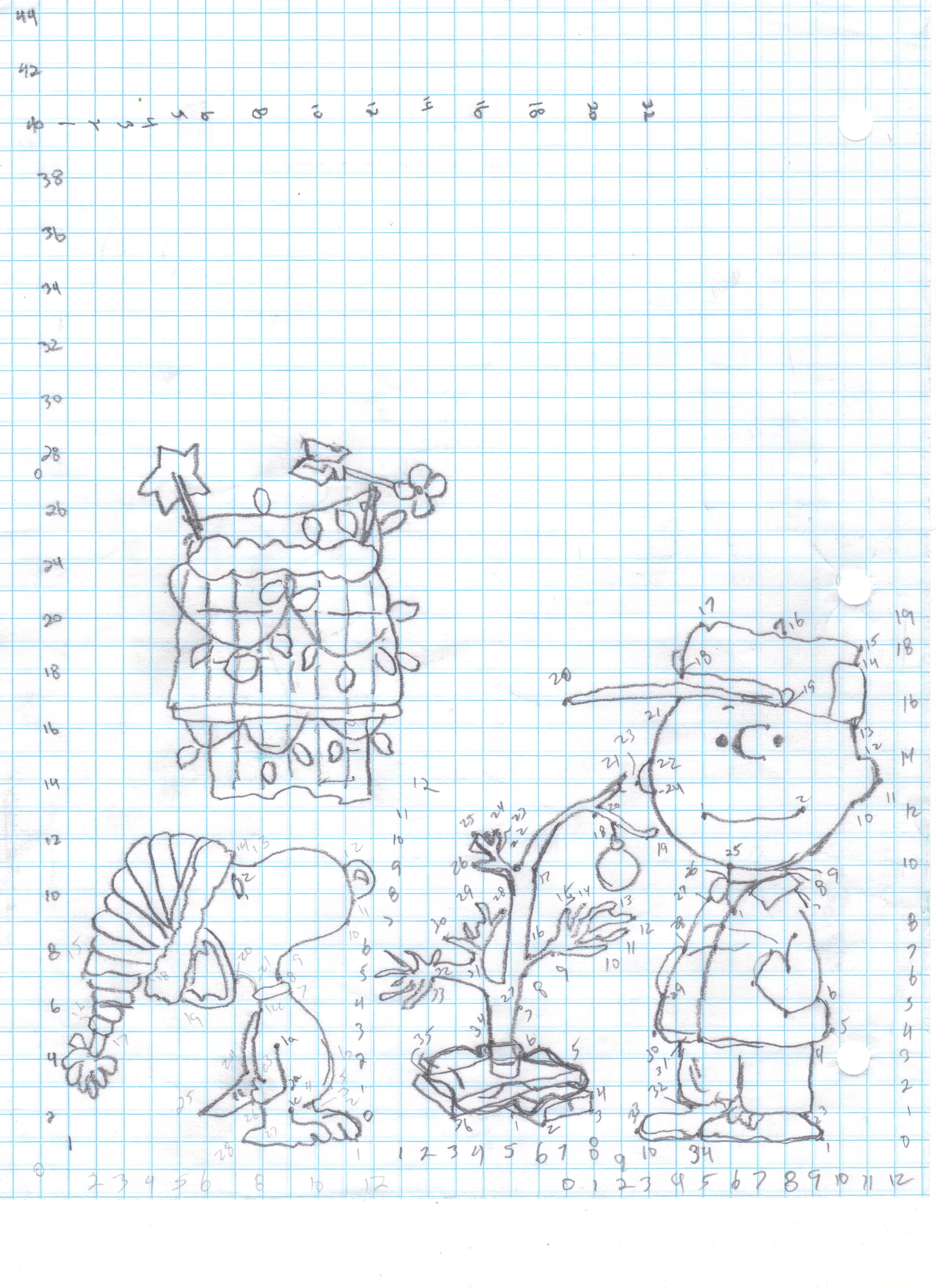 worksheet Christmas Coordinate Grid Pictures christmas coordinate pictures 2nd grade math worksheets addition charlie brown archives mdrm 028 pictures